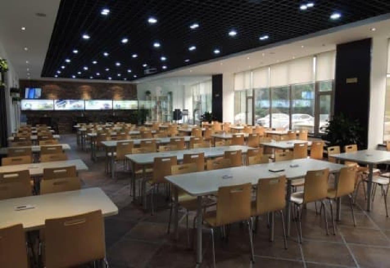 タニタ食堂、中国へ進出