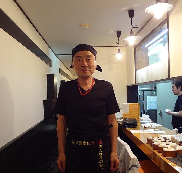 店長の長井さん