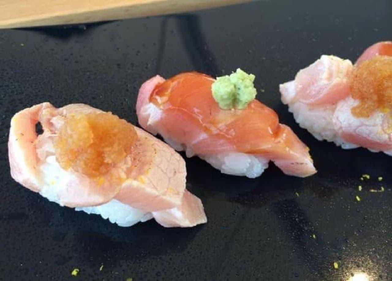 新鮮なお料理が提供されます  (出典:海のレストラン公式 Facebook)