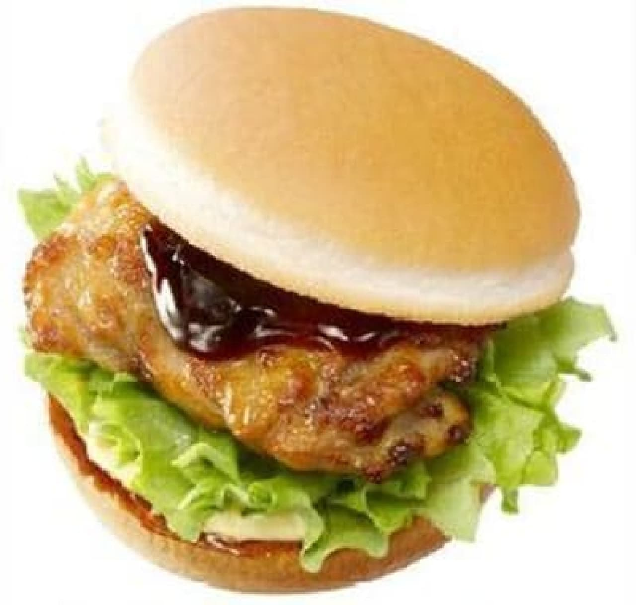 新開発「焦がしてりやきソース」を使用したハンバーガー3種を発売