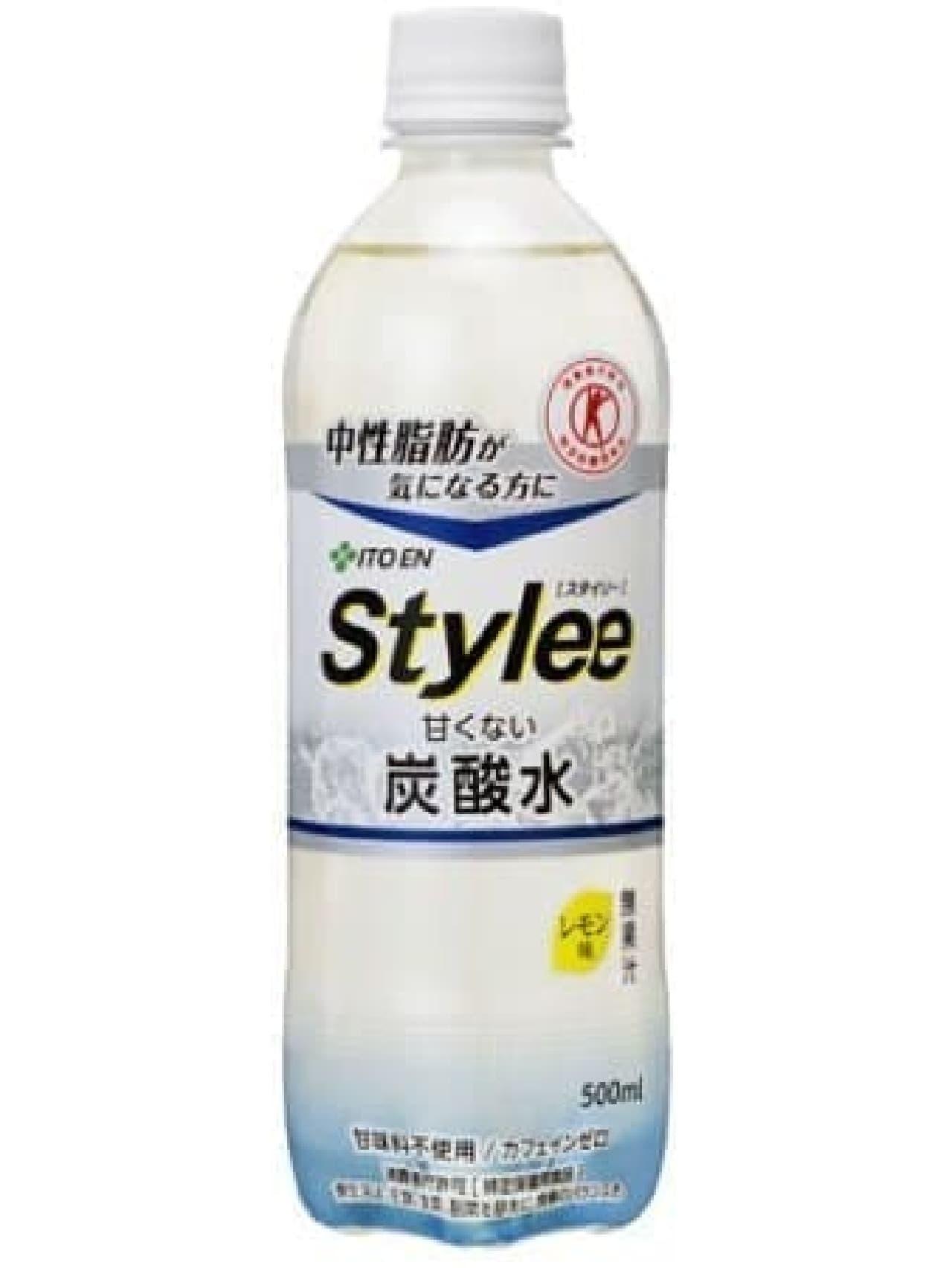 """甘くない""""トクホ""""の炭酸水が登場"""