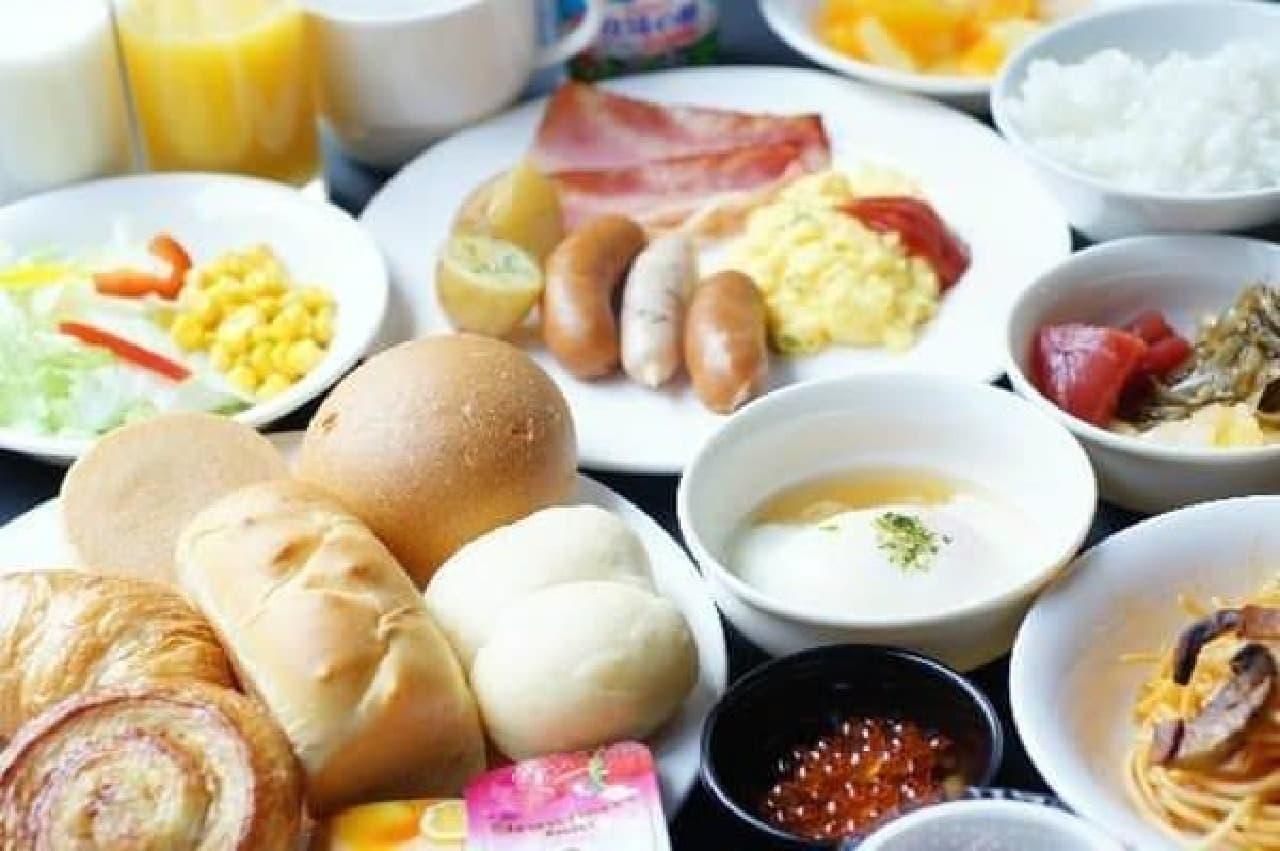 日本一朝食がおいしいホテルは?