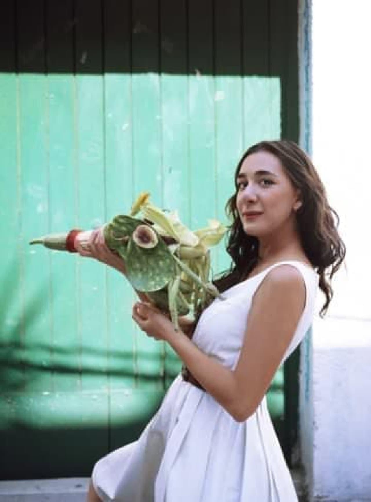 2011年の作品「肉と野菜の土鍋煮」  メキシコシティで撮影された