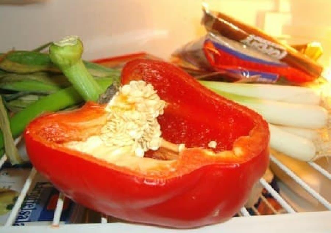 冷蔵庫の中に放置している野菜、ありませんか?