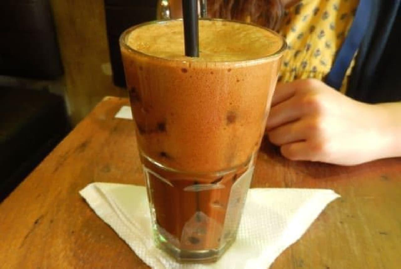 フォーミーなベトナムアイスコーヒー