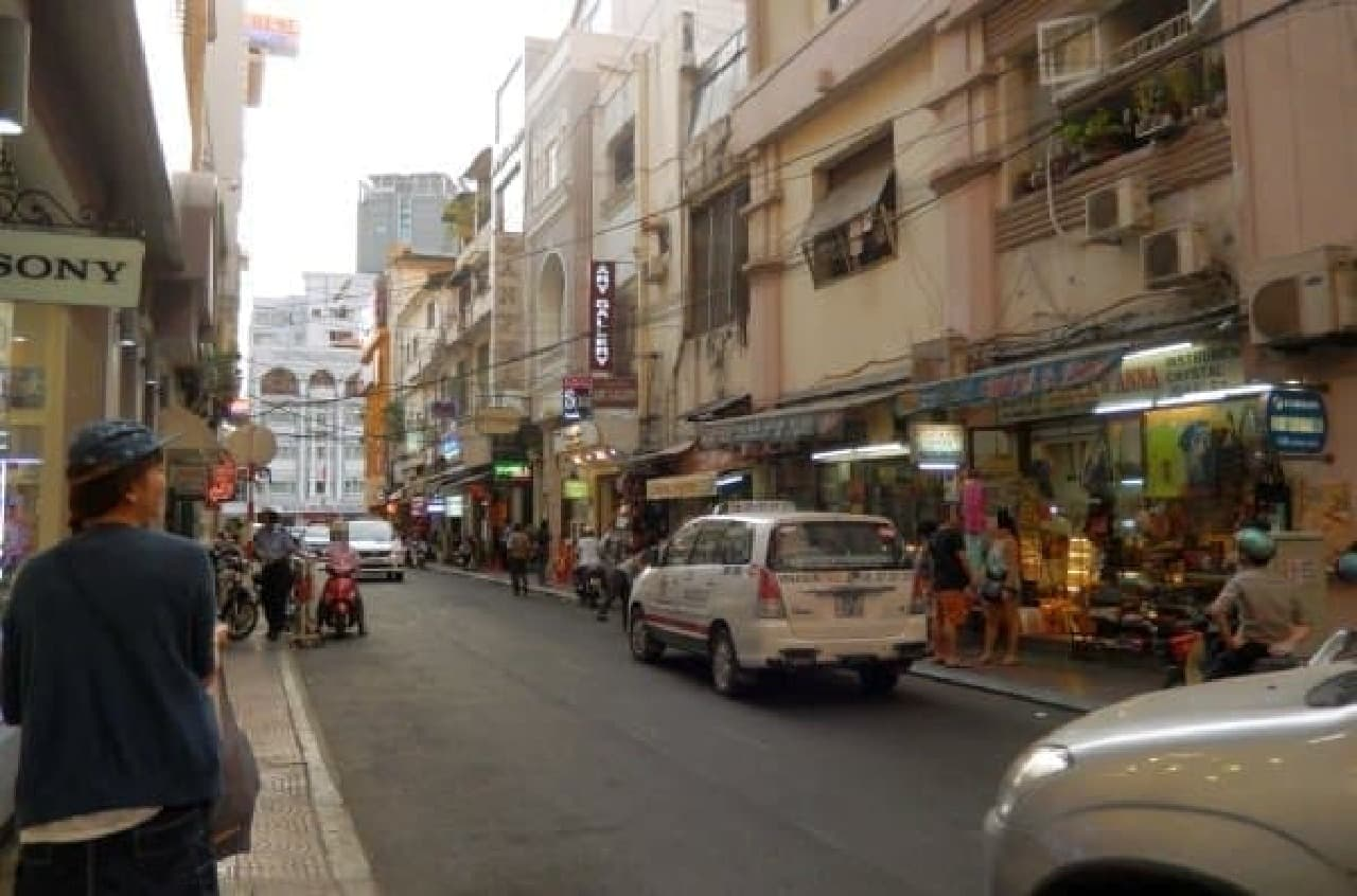 市内には雑貨屋さんがいっぱい!