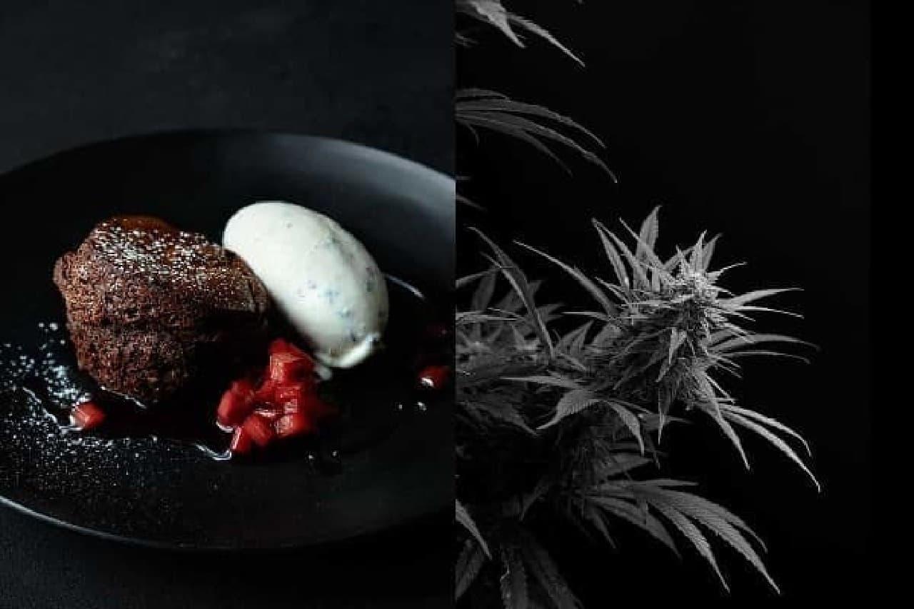 これも大麻料理  (出典:Sinsemil.la 公式サイト)