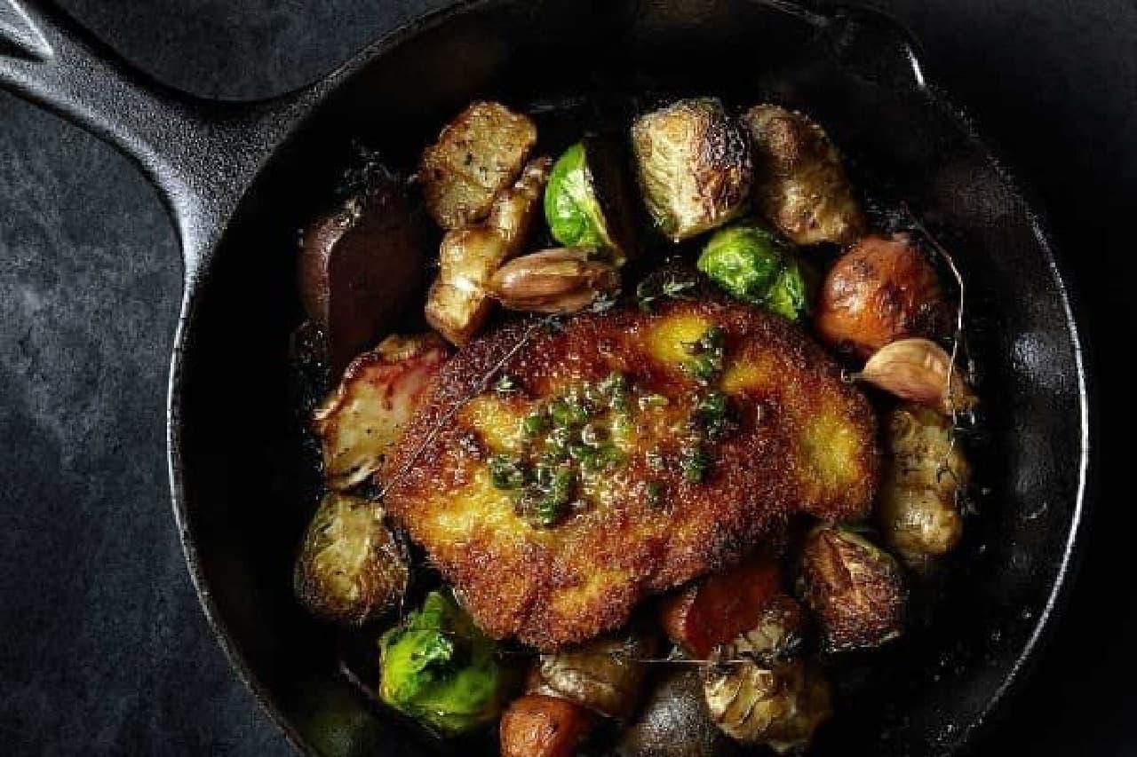 一見、普通においしそうな料理だが、実は...?  (出典:Sinsemil.la 公式サイト)