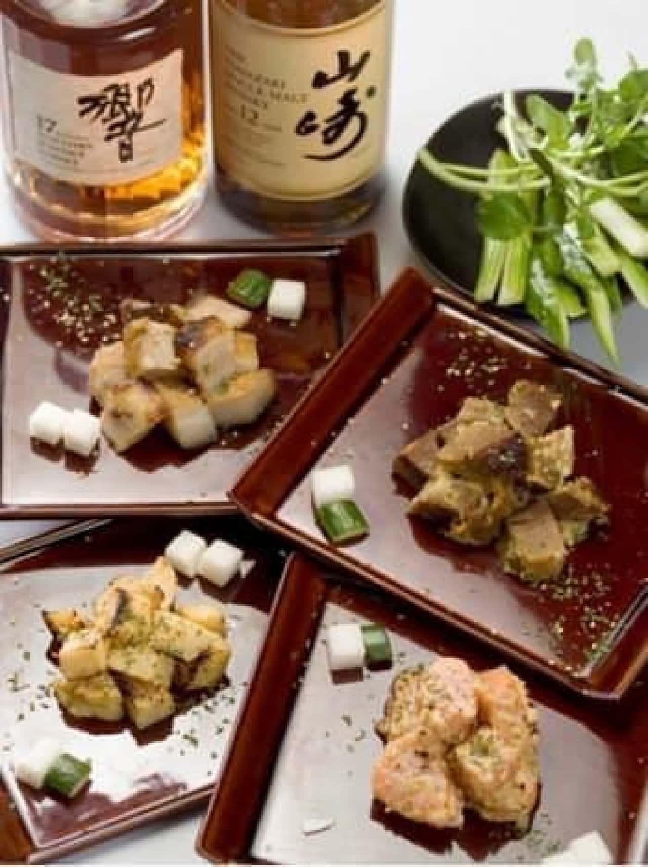 おいしいウイスキーと料理を提供  (画像はイメージ/出典:日比谷 BAR WHISKY-S)