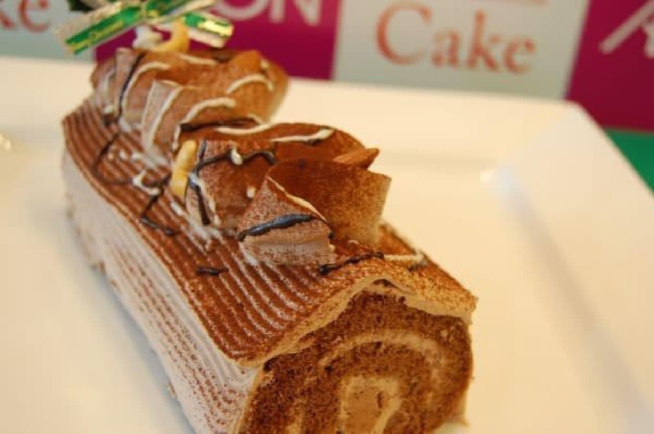 今年もたくさんのケーキが用意されています!