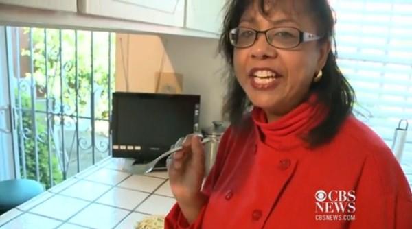 日本人の口にも合いそうな、しょうゆ味の麺料理(出典:CBS News)
