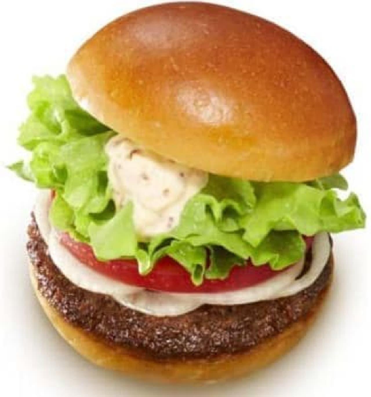 「絶妙ハンバーガー」がレギュラーメニューに!