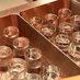 限定ビール用のグラス