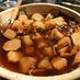 サトイモとタコの煮物