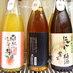 どれも「にごり」梅酒|SHUGAR MARKET(渋谷)