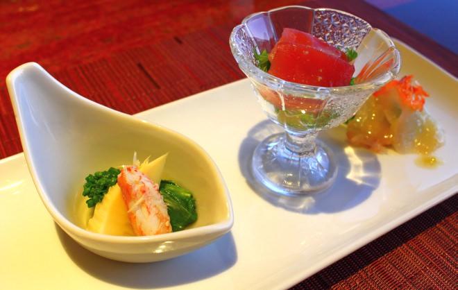 旬の味覚前菜 シェフスタイル(舞浜コース)