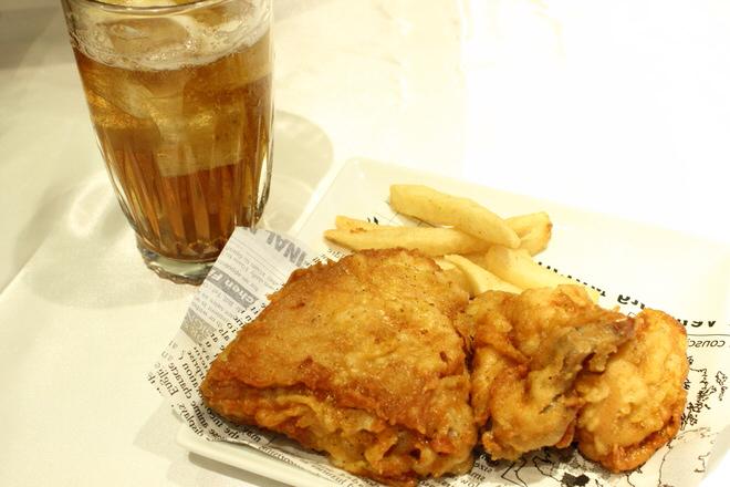 カーネルハイは、チキンと一緒に|KFC高田馬場店