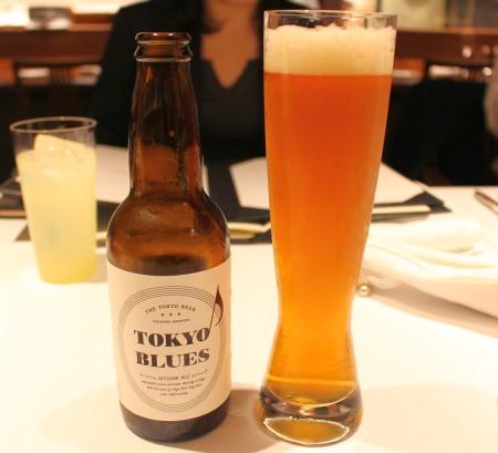 クラフトビール「東京ブルース」