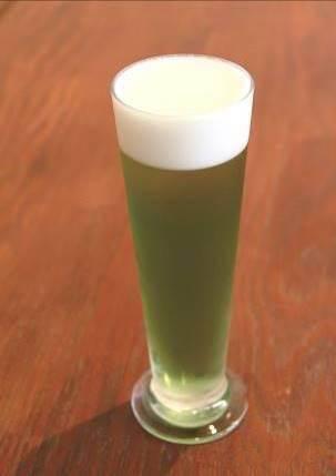 ユーグレナ入りビール ユーグレナビアガーデン