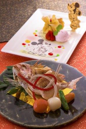 「花」料理イメージ