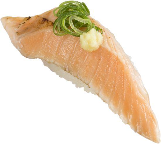 炙り焼き鮭ハラス