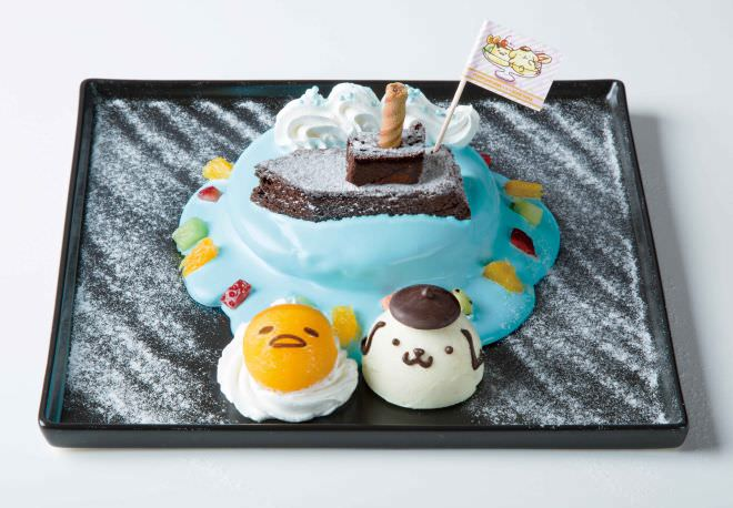 冒険へ出発~!なかよしパンケーキ