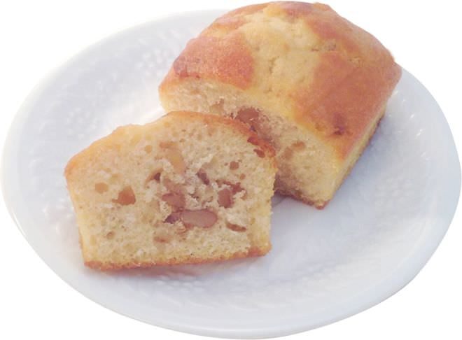 オリジナル クルミケーキ