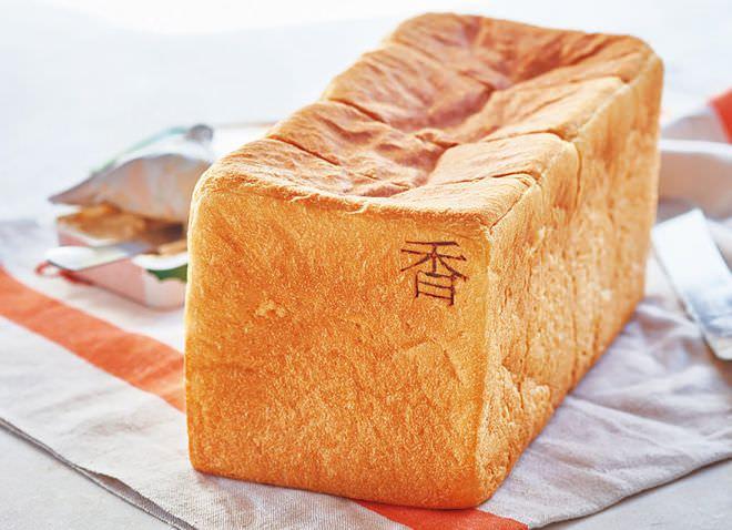 東京・銀座 俺のBakery&Cafe「銀座の食パン~香~」