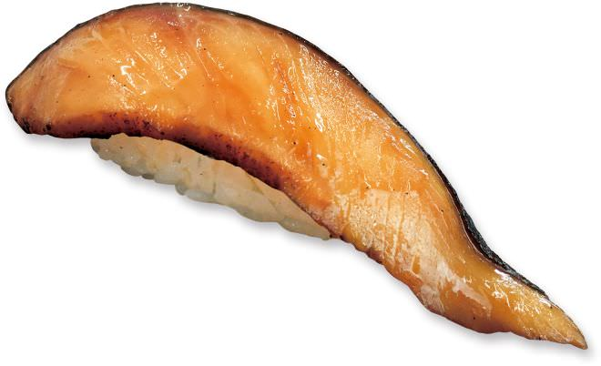 天然銀鱈照り焼き