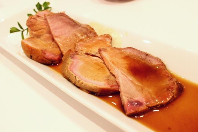 豚肉のハウスロースト ローズマリーの香り(1,000円)