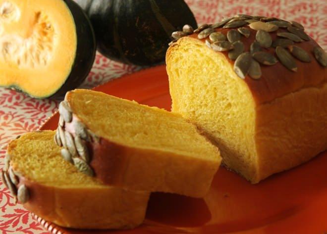 かぼちゃのパンドミ