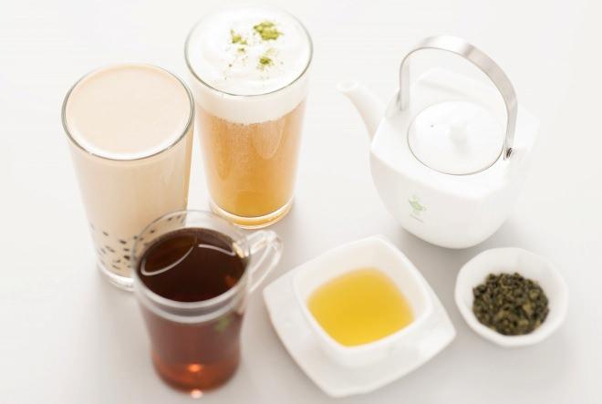 台湾茶がベースのドリンクメニューがラインナップ!