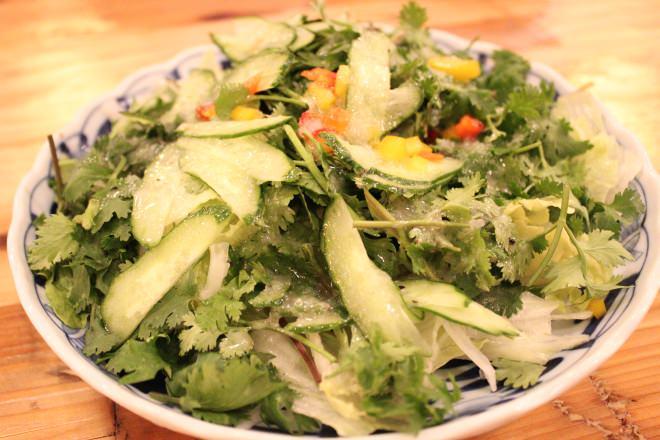 いち押し香草サラダ